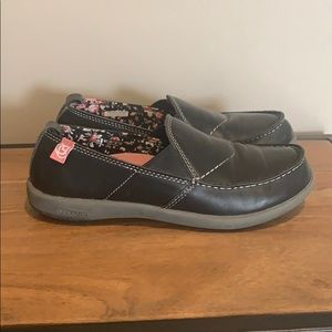 SPENCO Total Support Orthotic Leather Loafer